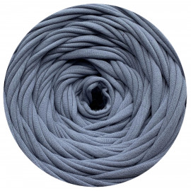 Knitting yarn Blue-gray