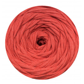 Knitting yarn Salmon melange