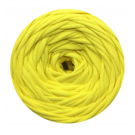 Knitting yarn Lemon