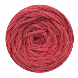 Knitting yarn Red melange