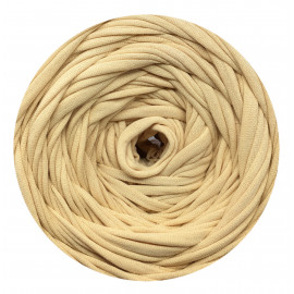 Knitting yarn Beige