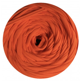 Knitting yarn Orange