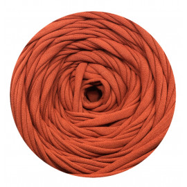 Knitting yarn Terracotta