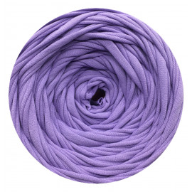 Knitted yarn Lavender