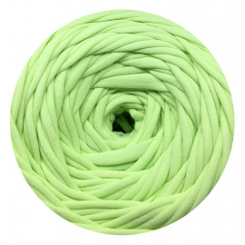 Knitting yarn Light green