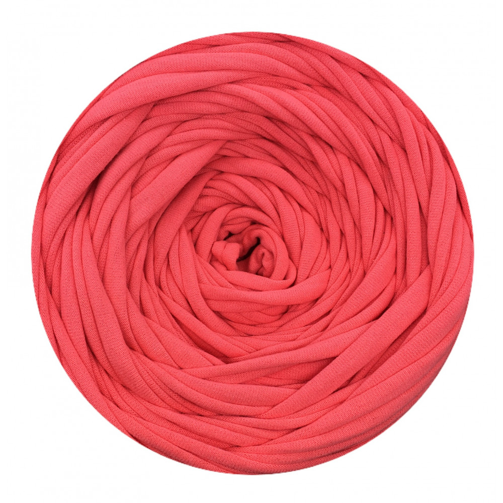Knitting yarn Salmon