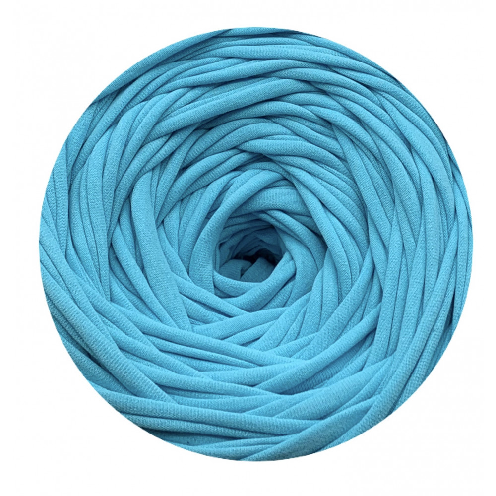 Knitting yarn Blue