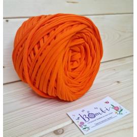 Knitting yarn Orange