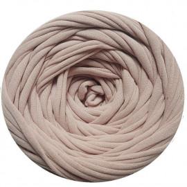 Knitting yarn Nude pink