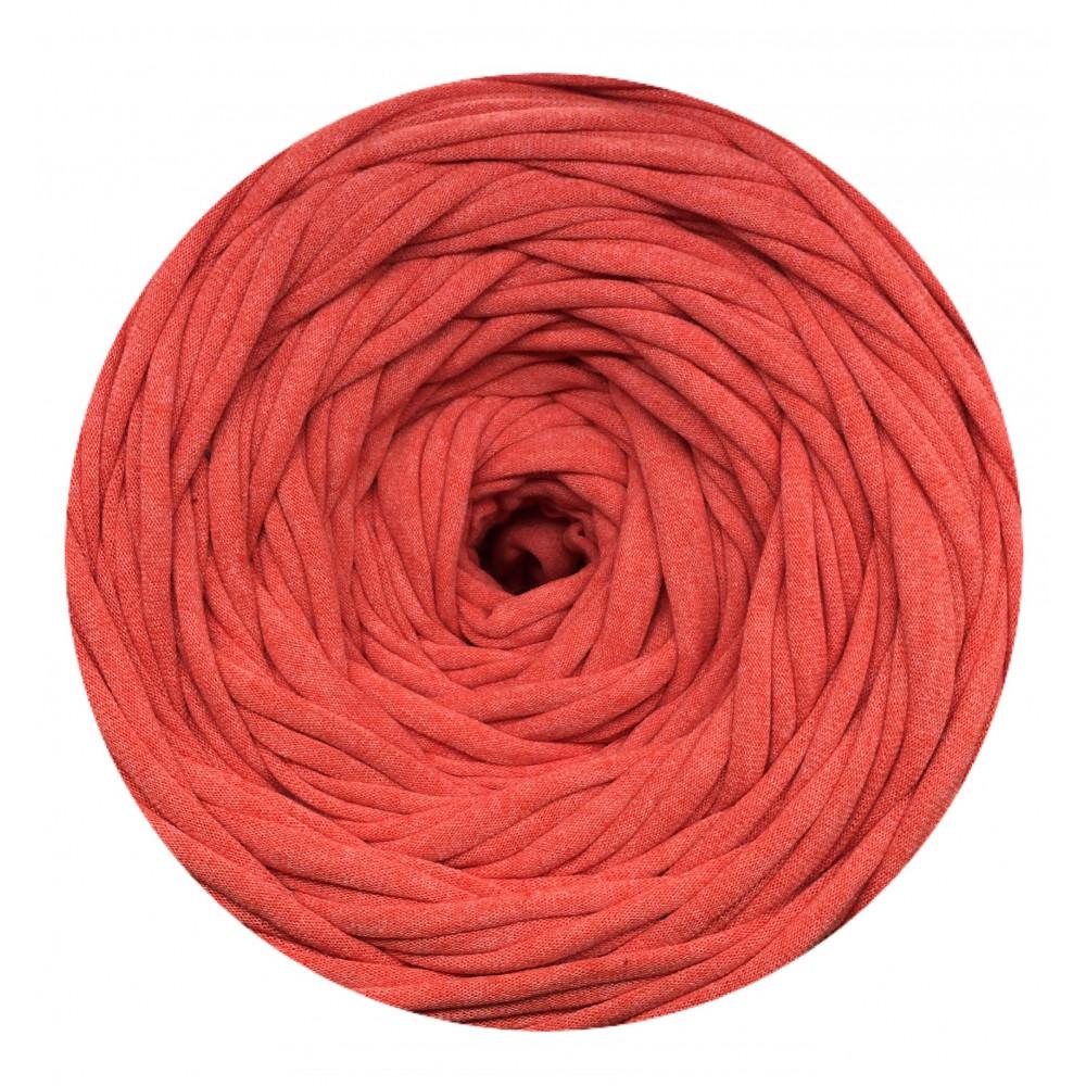 Knitting yarn Salmon melange