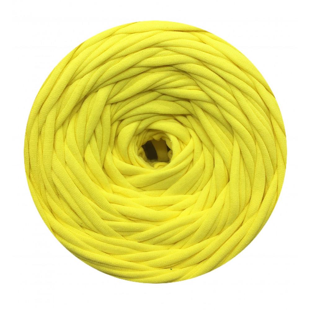 Knitting yarn Lemon