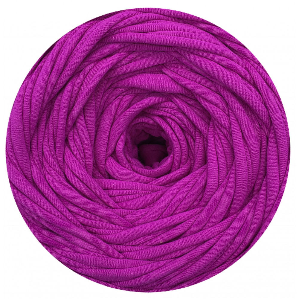 Knitting yarn Purple