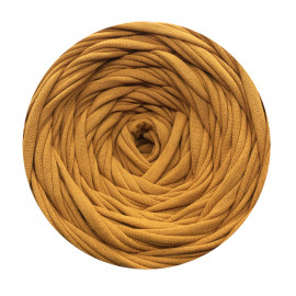 Knitting yarn Mustard