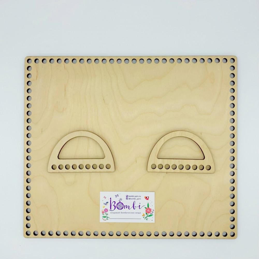Set of bottoms Napkin holder