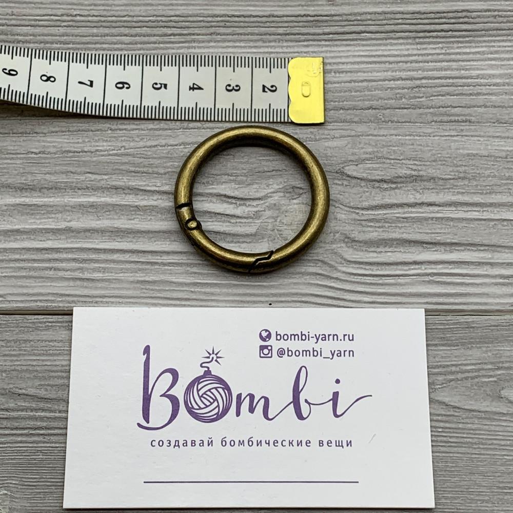 Ring-carabiner