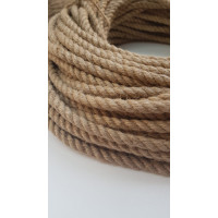 9mm jute rope