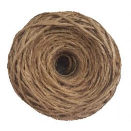 Jute cord 2 mm 2 threads